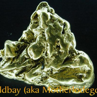 Coarse Gold nugget