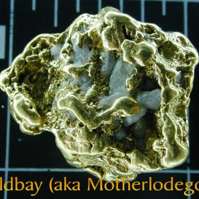 Yukon Gold nugget for sale