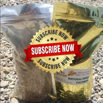 Paydirt and Gold Subscriptions