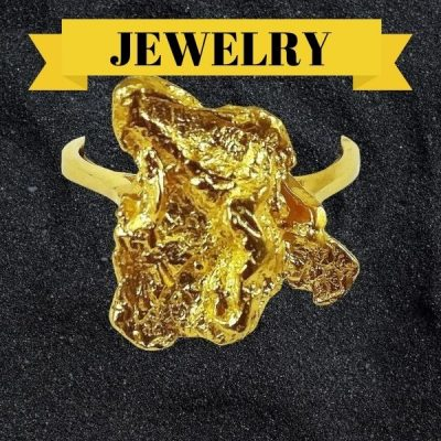 Nugget jewelry